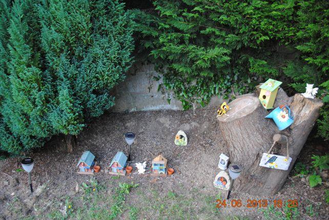 Osiedle elfow od Grazynki dla Marii Bucardi
