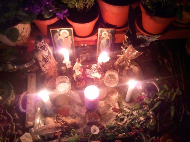 Zdjecia od Anji XII Rytual dla Matki Ziemi