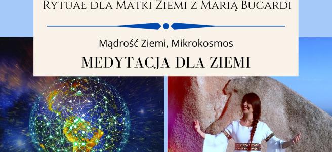 23 Rytual dla Matki Ziemi medytacja z Maria Bucardi