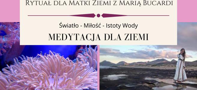 25 Rytual dla Matki Ziemi medytacja z Maria Bucardi