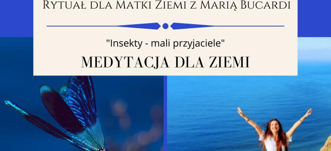 26 Rytual dla Matki Ziemi medytacja z Maria Bucardi