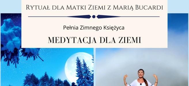 93-Rytual-dla-Matki-Ziemi-z-Maria-Bucardi, pomoc dla Ziemi, medytacja